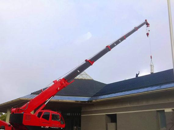 空調機(PAC・GHP)更新工事